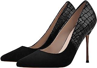 MissHeel 女式高跟鞋细高跟