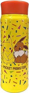 Pokemon 精灵宝可梦 不锈钢水杯 皮卡丘和伊布 PMLC1094
