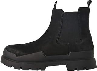 G-STAR RAW 男式 Rackam 切爾西靴