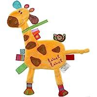 比利时Label Label玩伴系列-长颈鹿 婴幼儿玩具LL-FR1204