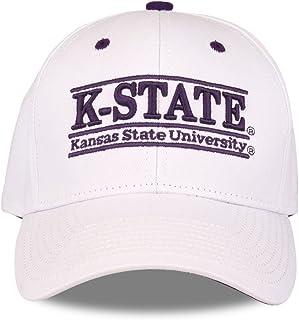 肯特州立大学金色光芒队成人游戏杆可调节帽子–白色,