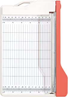Bira Craft 吉洛丁纸裁纸机,切工刀,21.59 厘米切割长度,适用于优惠券、工艺纸和照片