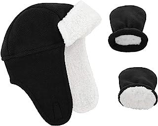 American Trends Unisex Reversible Warm Winter Beanie Men Trendy Baggy Soft Knit Chunky Slouchy Cap Ski Hat