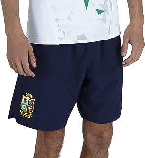Canterbury 男式英伦和爱尔兰狮子 8 英寸针织健身短裤