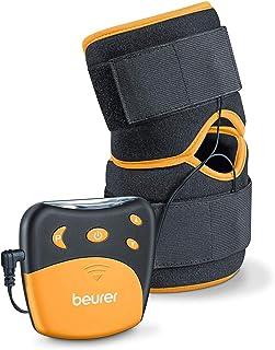 Beurer EM29膝盖和肘部TENS机| 电神经刺激可缓解不适| 2合1装置可缓解膝盖和肘关节不适| 4个培训课程| 认证医用器械