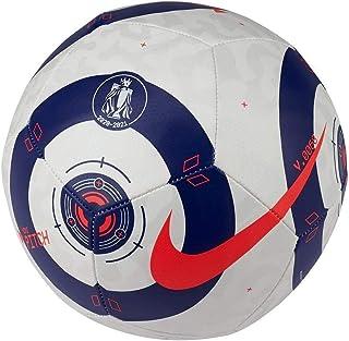 Nike 耐克 Premier League Pitch Ball CQ7151-103;中性足球;CQ7151-103_4;白色;欧洲码 4 (英国)