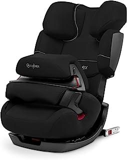 Cybex Silver Pallas-fix 儿童汽车*座椅 I / II/III组别适合1-12岁的儿童,适合约36公斤重的孩子。