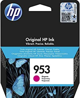 HP 953 Magenta Original Ink Cartridge – 墨盒适用于打印机 ( 洋红色 , 标准 , HP , - 40 – 60 ° C , Officejet Pro 8210 Officejet Pro 8218 O...