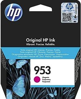 HP 953 Magenta Original Ink Cartridge – 墨盒适用于打印机 (洋红色, 标准, HP, 40 – 60 ° C, Officejet Pro 8210 Officejet Pro 8218 Officeje...