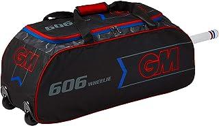Gunn & Moore GM 板球高级套装包,2019 版(轮子和行李袋)