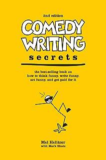 Comedy Writing Secrets (English Edition)