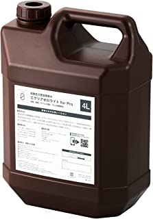 Elecom宜丽客 清除 Zero Lite for Pro 法人用 重复用 弱酸性 次氯酸水 浓度50ppm 4L 无附属品 HCE-DLC5004NC
