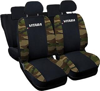 Lupex Shop N.MCL 2015 年款兼容座椅套,黑色/迷彩*
