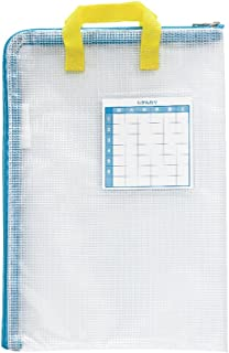 Sonic 联络包 结实的联系袋 A4 蓝色