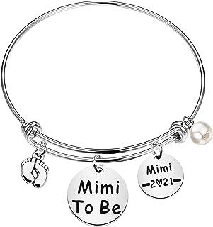 KEYCHIN Mimi 礼物即将成为米米米奶奶礼物 2021 礼物 Mimi 成为手链