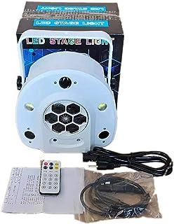 JUNMAN Beam Gobo 闪光激光 4 合 1 LED DJ 迪斯科舞台效果灯 DMX512 14 声道效果照明