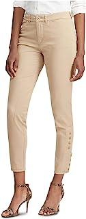 Ralph Lauren 弹力斜纹棉布裤
