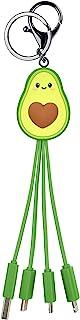 Legami – 多种充电线,鳄梨色