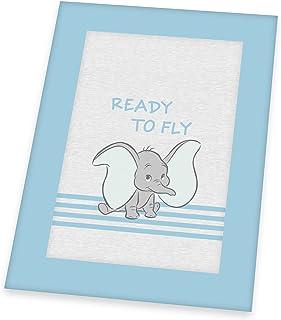 Herding Disney's Dumbo 爬行毯;100 x 135 厘米;表面材质:* 棉;填充物:* 涤纶