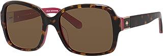Kate Spade Annora/P/S 女式方形太阳镜 + 免费赠送眼镜套装
