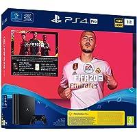Playstation 4 Pro 主机 终端模拟器(1TB),含FIFA 20