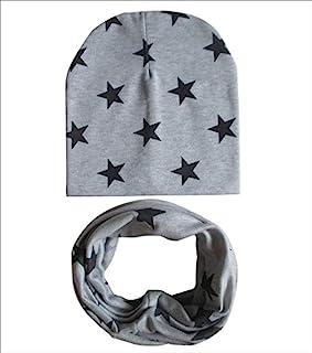 micia luxury 2件套 儿童 棉质围脖 gray