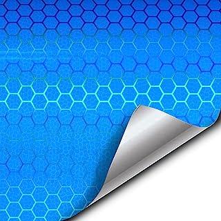 VViViD Bio HEX+ Air-Tint 大灯乙烯基卷(30.48 厘米 x 152.44 厘米,微型蓝色)