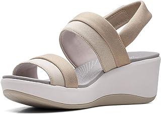 Clarks 其乐 女式 Step Cali Muir 凉鞋