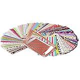 Zink 多彩有趣和装饰贴纸 2x3 相纸项目 100 张 兼容柯达、LifePrint、Polaroid、HP、Can…