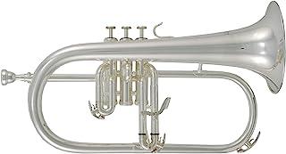 Roy Benson 柔音号 富鲁格号 MOD.FH-302S 镀银 铜管乐器 包括 收纳袋