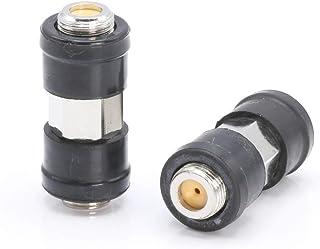 电缆延长耦合器连接两根同轴视频电缆,适用于同轴 F81(女性到女性)3GHz 卫星,有线电视和有线互联网额定。CMP-BRL-HQ-WS-50P 50 Pack