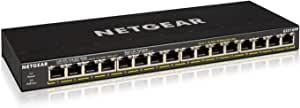 Netgear GS305P 5-Port Gb以太网GS316PP-100EUS 16 Port   16x PoE+ 183W