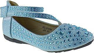 Link kd-01km 银女孩可爱水钻芭蕾芭蕾平底鞋