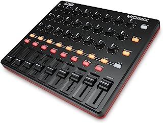 AKAI Professional Midimix - 完全可分配,便携 MIDI 混音器和DAW 控制器