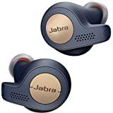 Jabra Elite Active 65t 真正的无线蓝牙耳塞,带充电盒和一键式 Amazon Alexa