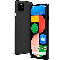 Google 谷歌 Pixel 4a 5G 安卓手机 - 128GB 黑色, 无锁卡,自适应电池