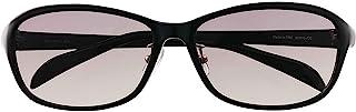 GELA-COSME 黑色素镜片 防紫外线 防蓝光 时尚 女式太阳镜 (グレー/スモークH) 01 8382-01
