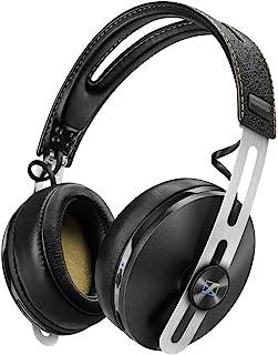 Sennheiser 森海塞尔 Momentum 2.0 无线头戴式耳机,具有主动降噪功能-黑色