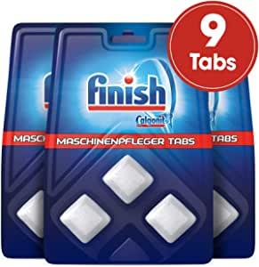 Finish 洗碗机保养清洁片 可去除内部污垢油污,经济装3x3洗碗机清洁片