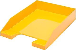 Metzger & Mendle 信纸层 A4,可堆叠,颜色:基本黄色,4件