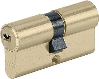 Abus 门锁,带钥匙 黄铜色 35x45 mm CYL LAITON D6 35X45MM