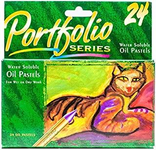 Crayola 绘儿乐 Portfolio Series 油画棒-24支