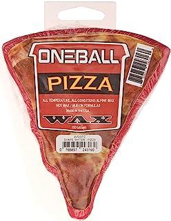 ONEBALL 披萨形状滑雪和滑雪蜡