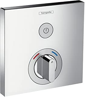 Hansgrohe 汉斯格雅 Showerselect 嵌入式淋浴开关 1 Verbraucher