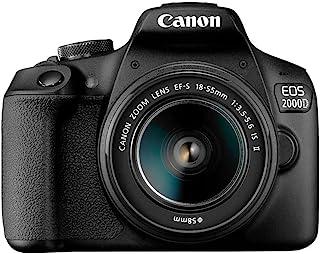 Canon EOS 2000d DSLR 相机