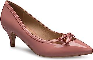 OLIVIA K 女童麂皮软帮靴内侧拉链 Taseel Pom-Pom