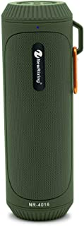 TWS 户外无线蓝牙音箱便携式 LED 灯,防水内置麦克风,适用于电话,FM 收音机 USB 闪光,TF/SD 卡,AUX 音频输入,超低音,适合自行车远足和露营*