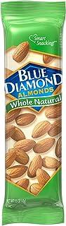 Blue Diamond Almonds 天然杏仁 1.5 盎司(42.45克)(12件装)