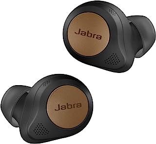 [Amazon.co.jp限定] Jabra 完全无线耳机 主动降噪 Elite 85t 黑 bluetooth 5.1 [国内正品] 100-99190002-40