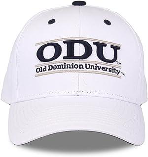 NCAA 旧多米塔夫兰大队中性款 NCAA 赛道设计帽,白色,可调节